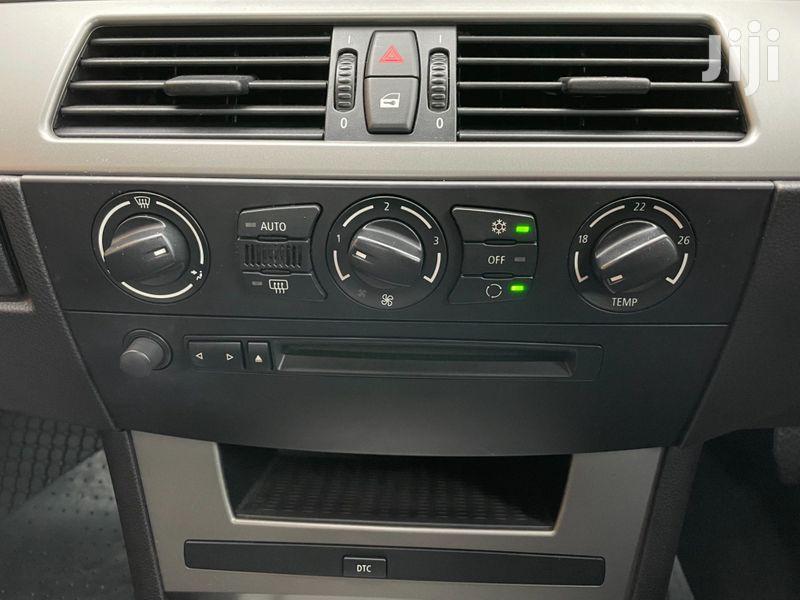 Archive: BMW 525i 2005 Silver