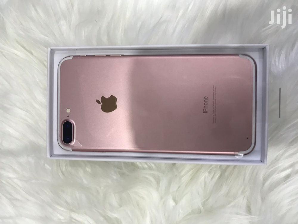New Apple iPhone 7 Plus 128 GB Gold   Mobile Phones for sale in Kinondoni, Dar es Salaam, Tanzania