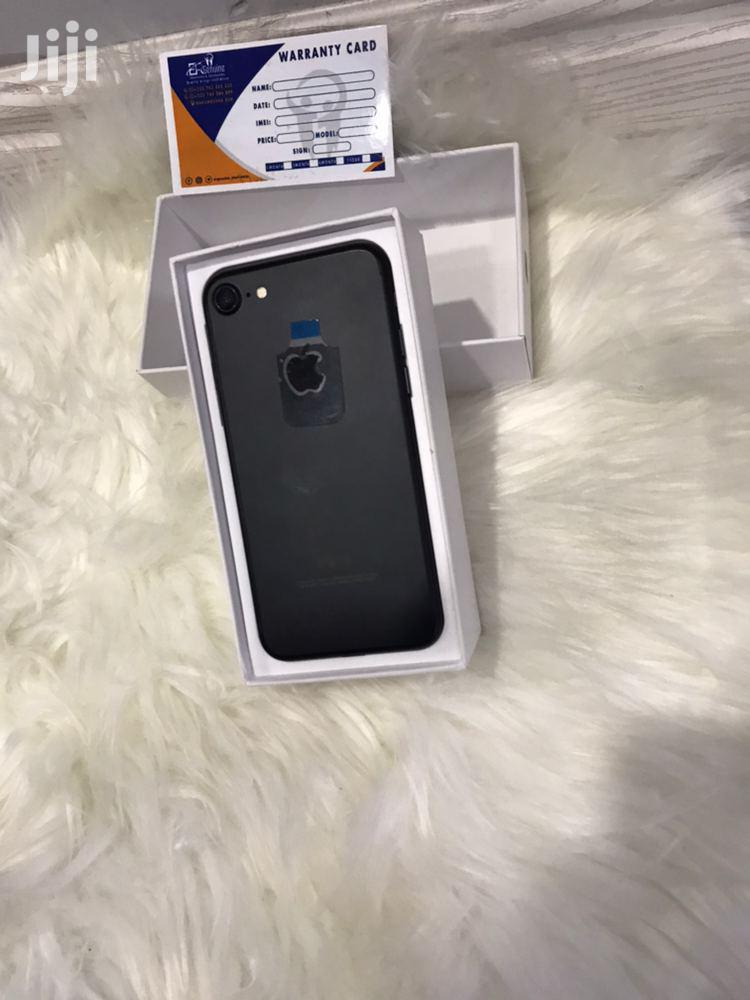 New Apple iPhone 7 32 GB Black | Mobile Phones for sale in Kinondoni, Dar es Salaam, Tanzania