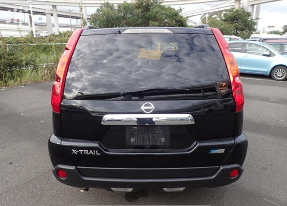 Nissan X-Trail 2010 2.5 Petrol 4x4 SE Black | Cars for sale in Kinondoni, Dar es Salaam, Tanzania