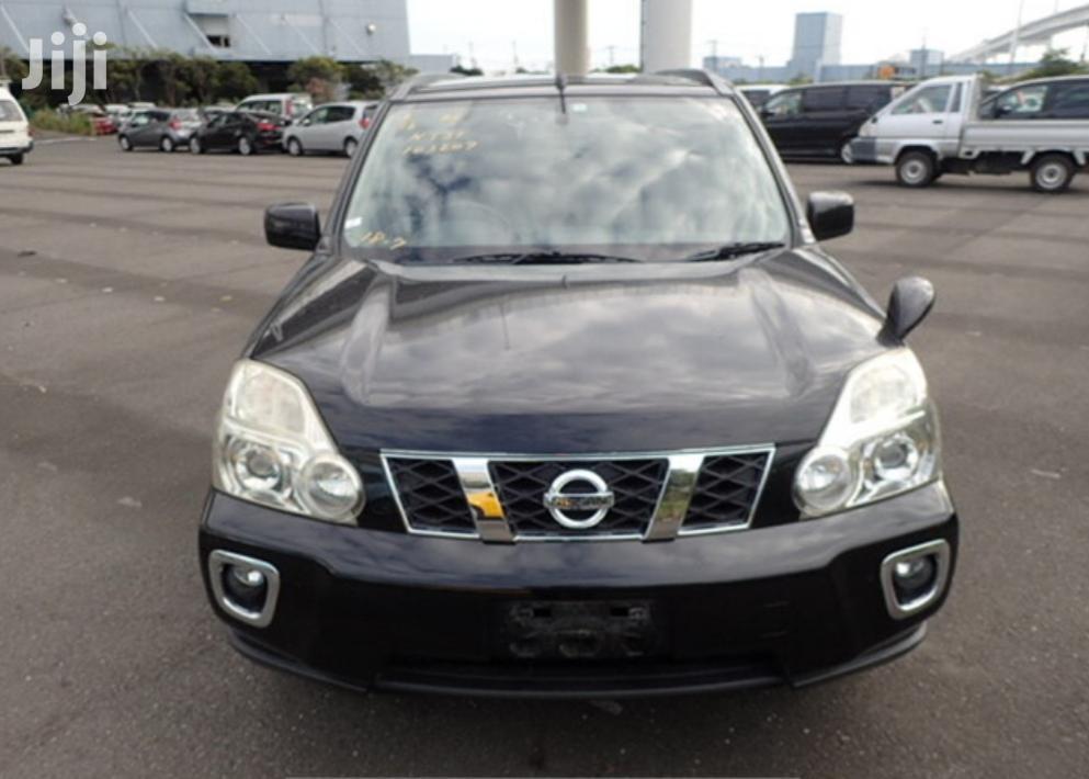 Nissan X-Trail 2010 2.5 Petrol 4x4 SE Black