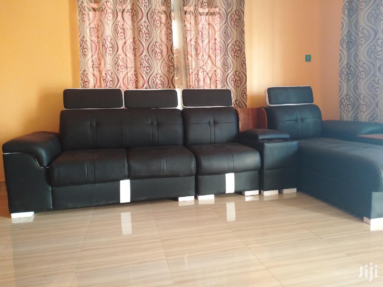 Elephant L-shape Design | Furniture for sale in Kinondoni, Dar es Salaam, Tanzania