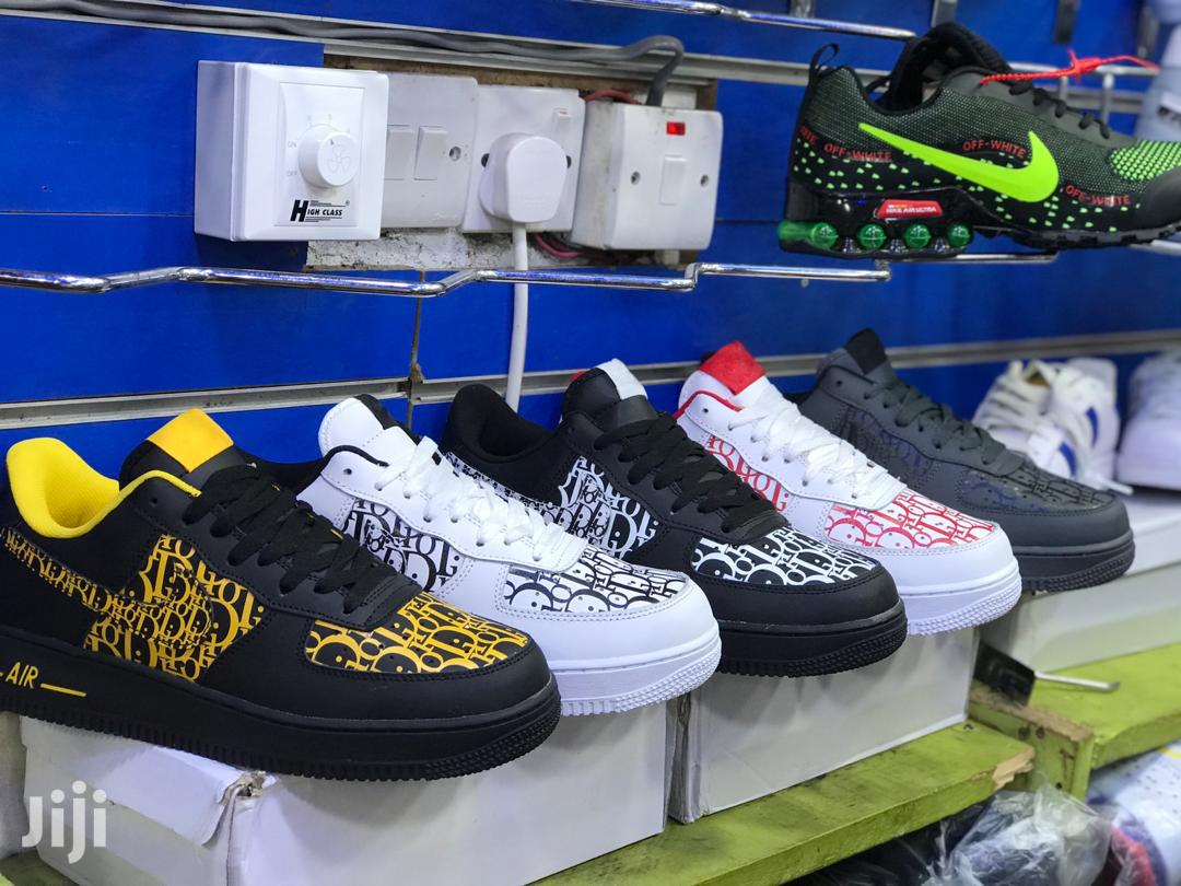 Shoes Air Force One Original | Shoes for sale in Kinondoni, Dar es Salaam, Tanzania