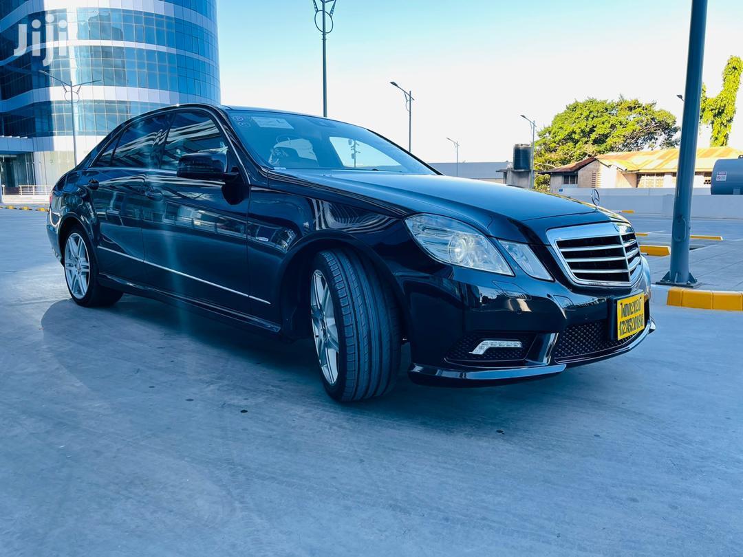 Archive: Mercedes-Benz E250 2010 Black