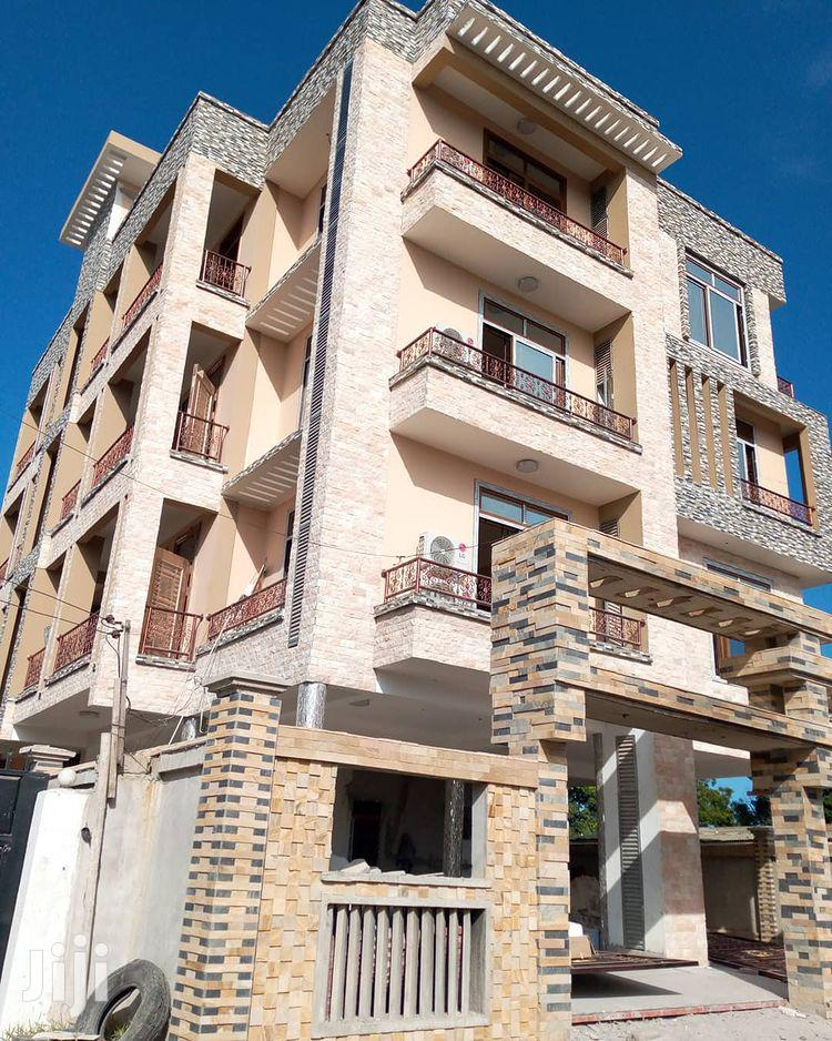 Three Bedrooms Apartment for Rent at Mwenge TRA