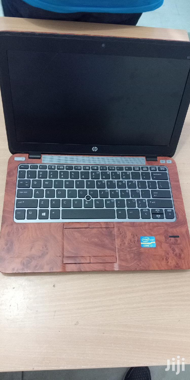 Laptop HP EliteBook 820 G1 4GB Intel Core i7 HDD 500GB | Laptops & Computers for sale in Ilala, Dar es Salaam, Tanzania