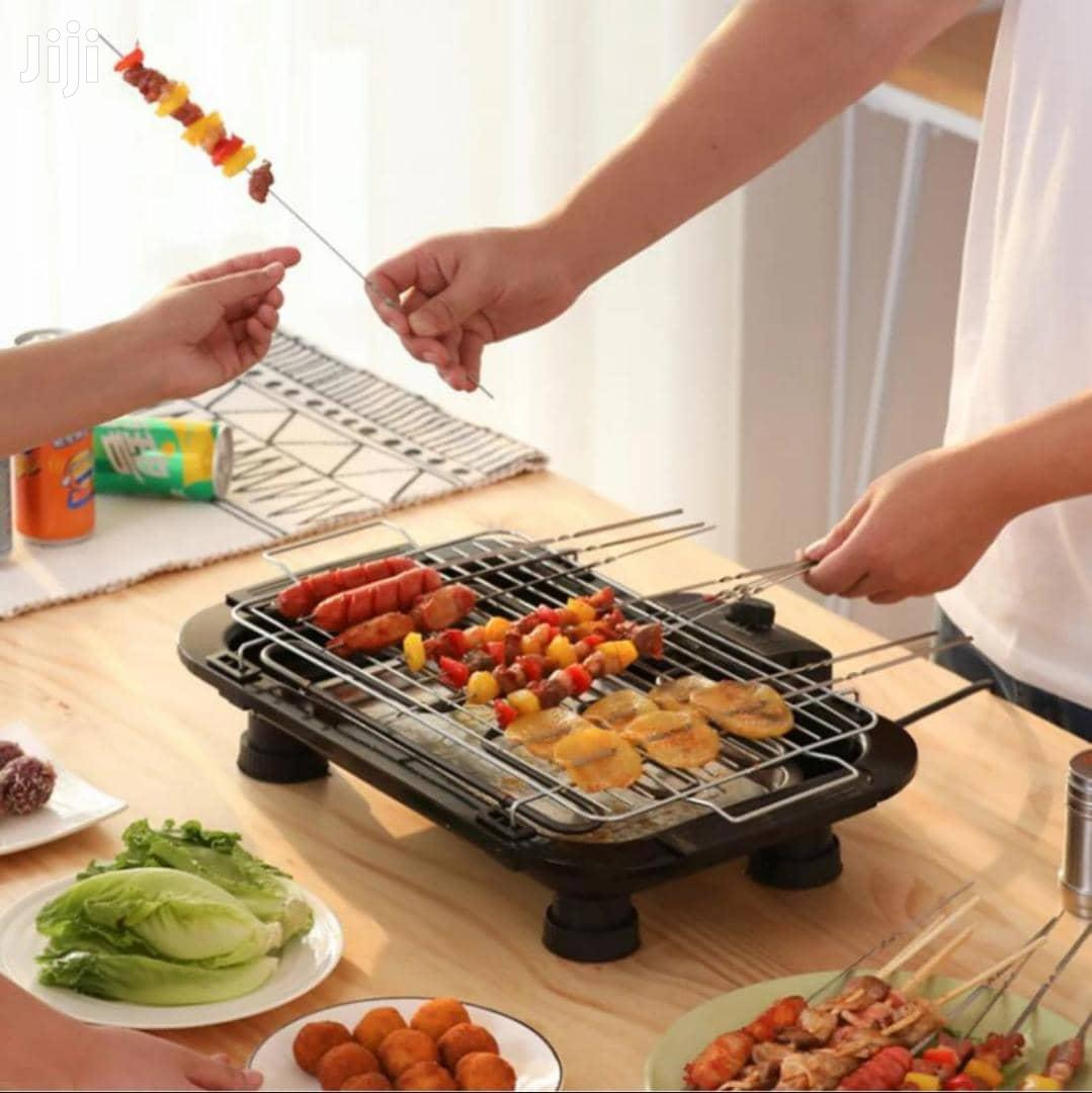Archive: Electric Pan Grill Smokeless