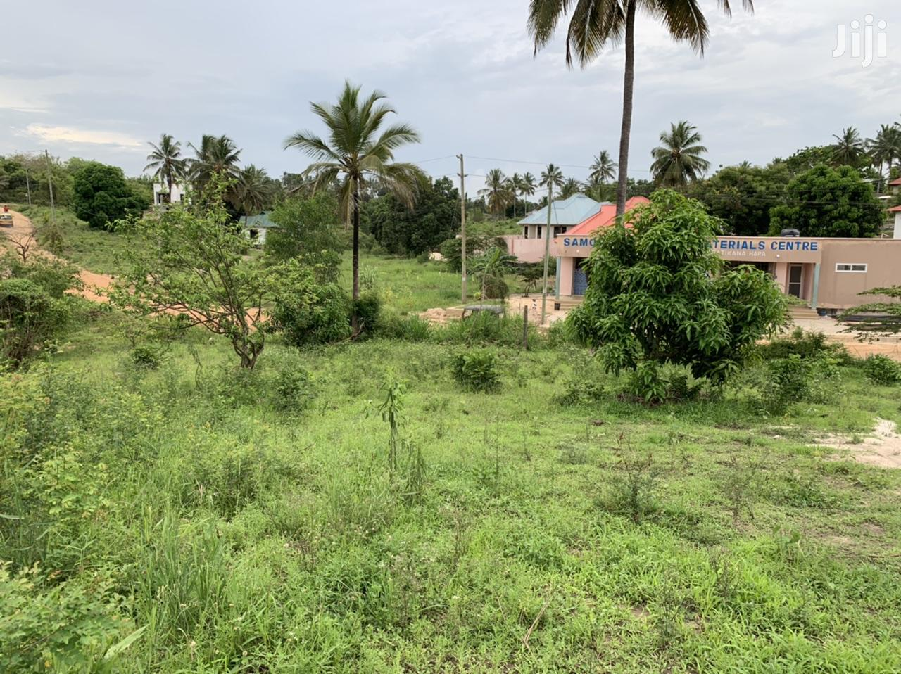 Archive: Plot For Sale At Goba Kwa Awadhi