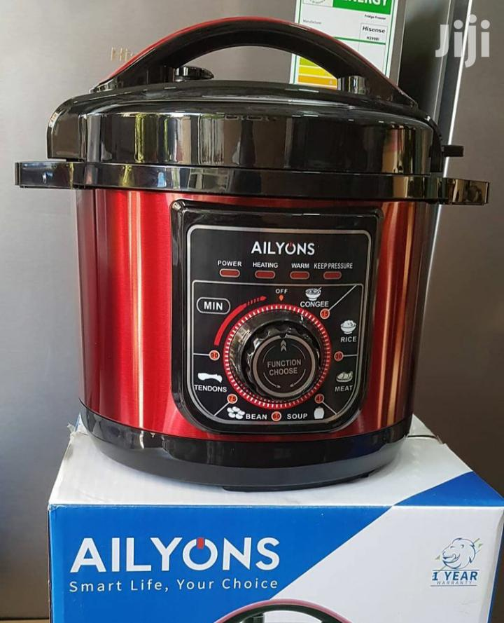 Best Ailyons Pressure Cooker