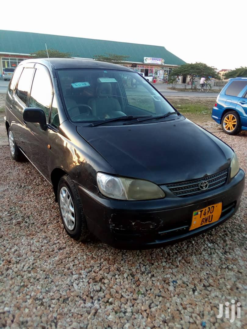 Toyota Corolla Spacio 2000 Black | Cars for sale in Kinondoni, Dar es Salaam, Tanzania