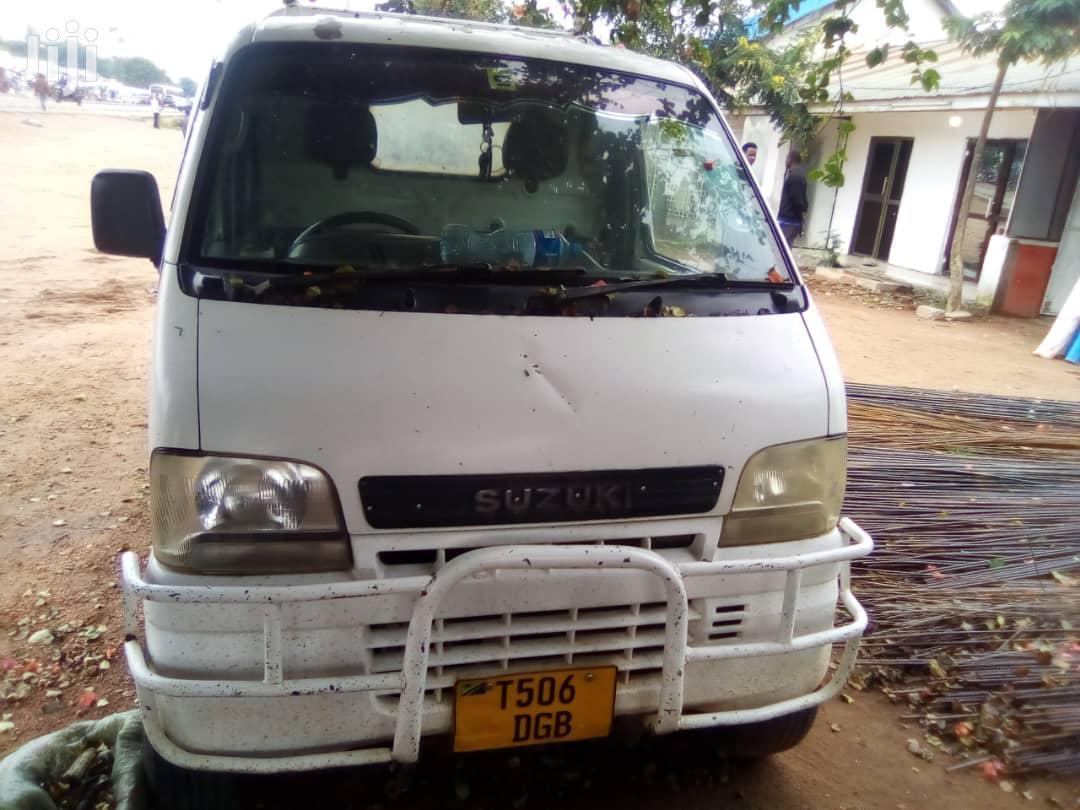 Archive: Suzuki Van 1999 White