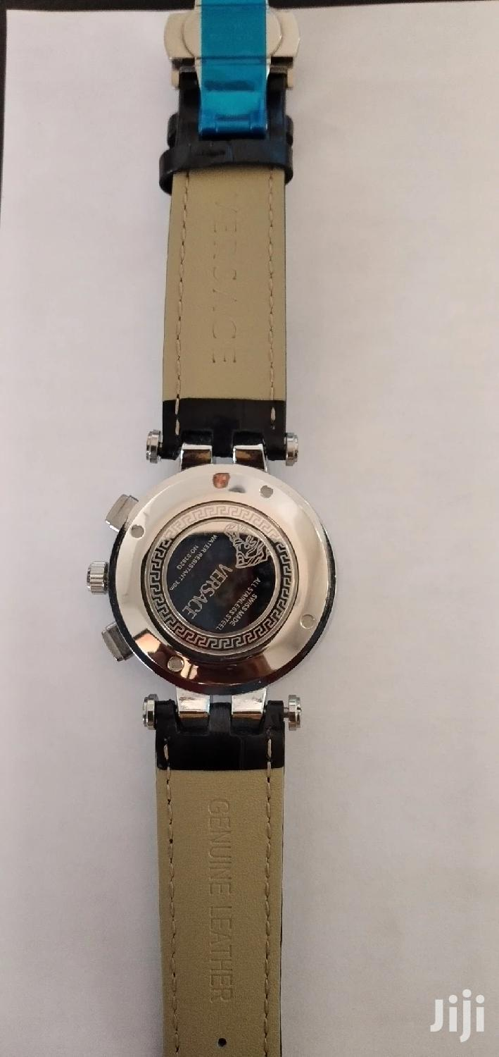 Archive: Fashionable Original Leather Watch