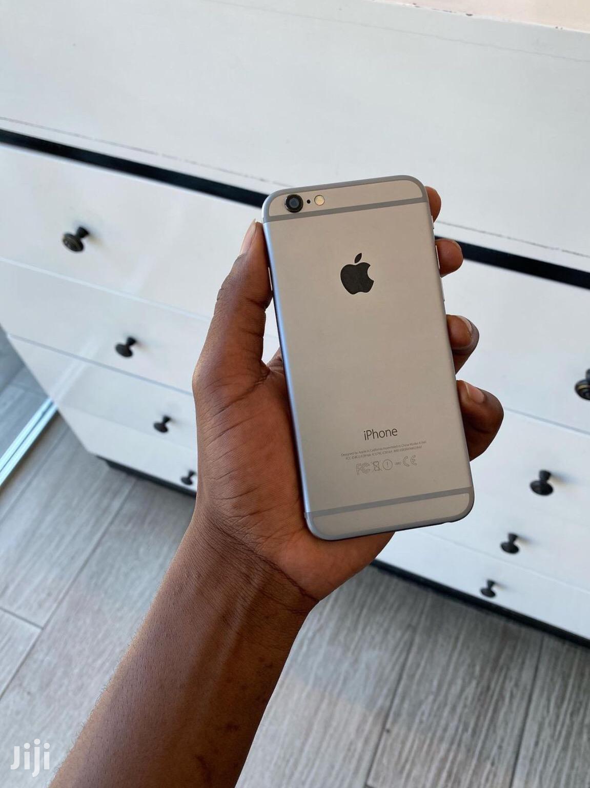 Apple iPhone 6s Plus 32 GB Gray | Mobile Phones for sale in Kinondoni, Dar es Salaam, Tanzania