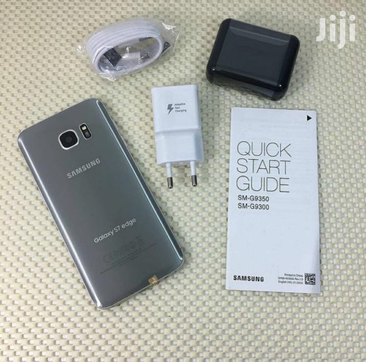 New Samsung Galaxy S7 edge 32 GB Gray