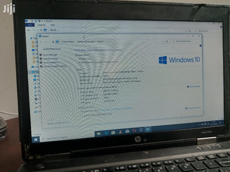 Laptop HP ProBook 6460B 4GB Intel Core I5 HDD 500GB | Laptops & Computers for sale in Temeke, Dar es Salaam, Tanzania