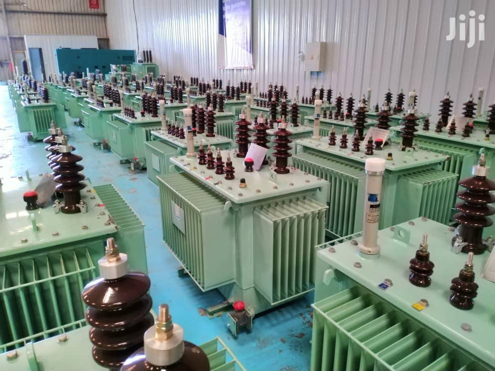Archive: Distribution Transformer
