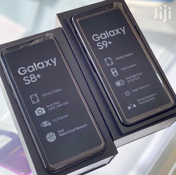 New Samsung Galaxy S9 Plus 64 GB Black | Mobile Phones for sale in Kinondoni, Dar es Salaam, Tanzania
