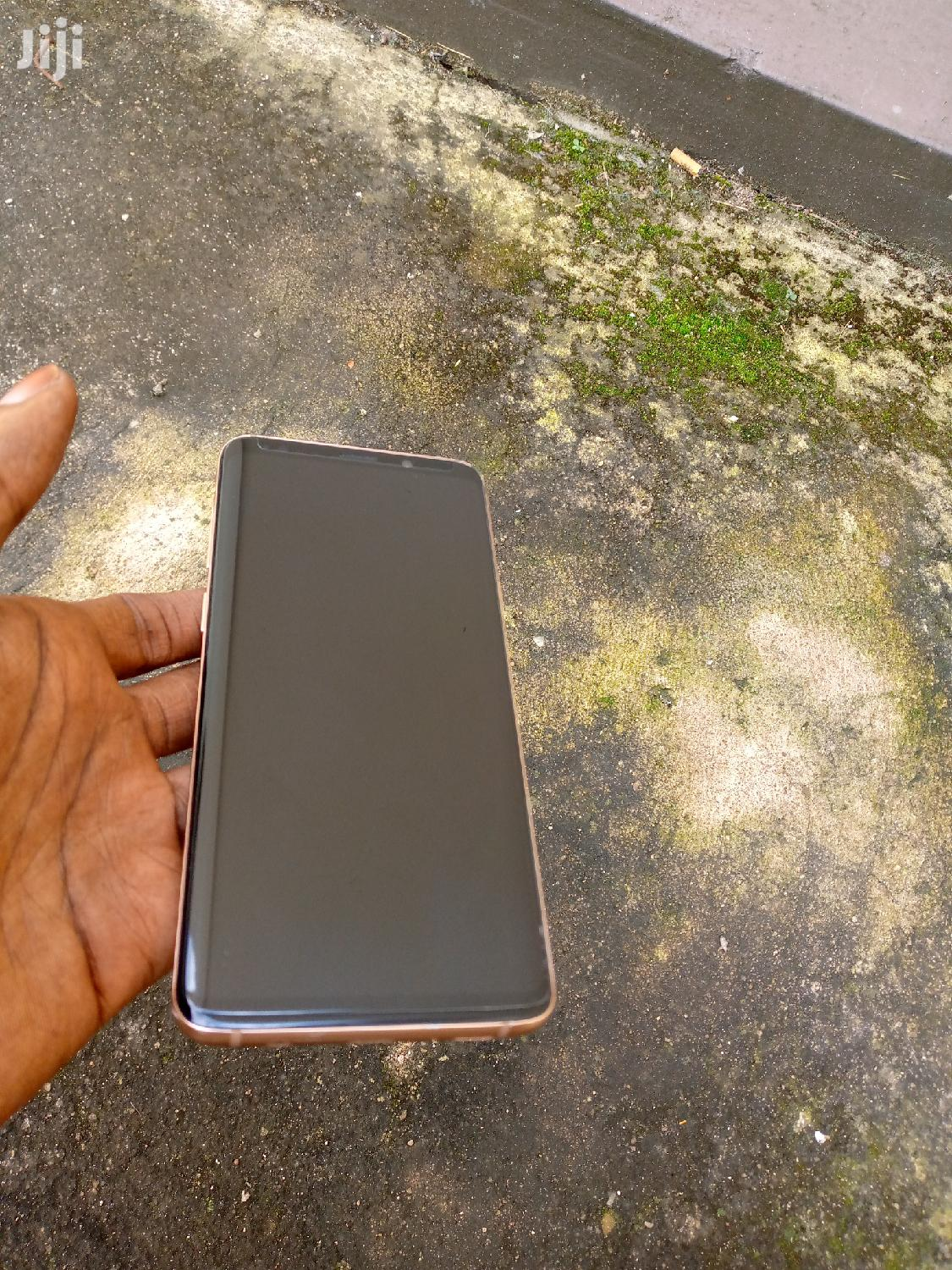 Archive: Samsung Galaxy S9 Plus 128 GB Gold