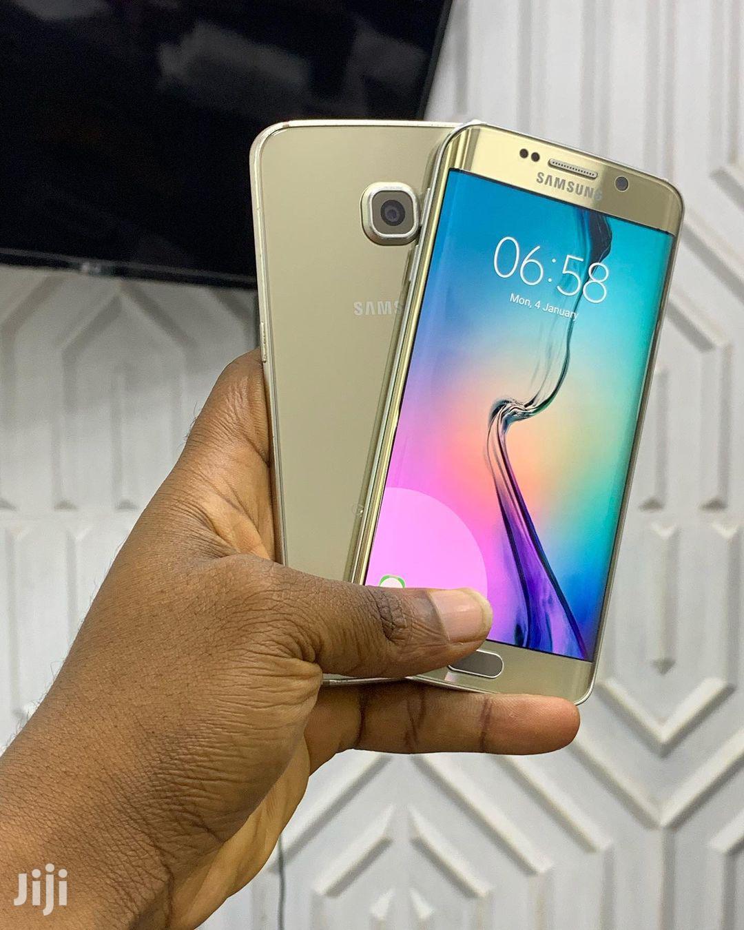 New Samsung Galaxy S6 edge 32 GB | Mobile Phones for sale in Ilala, Dar es Salaam, Tanzania