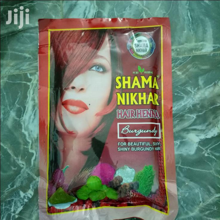 Archive: Hair Dye Hennah