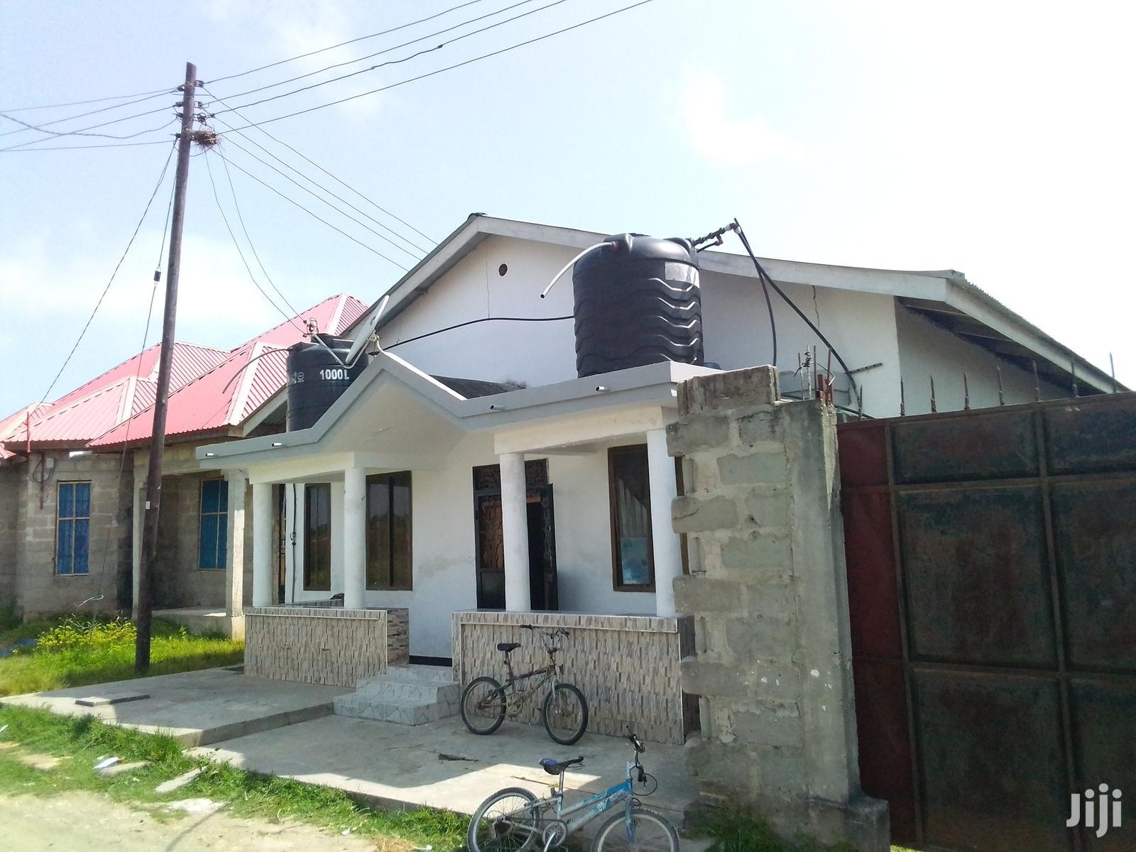 Archive: Nyumba Mbili Ndani Ya Geti Zinauzwa