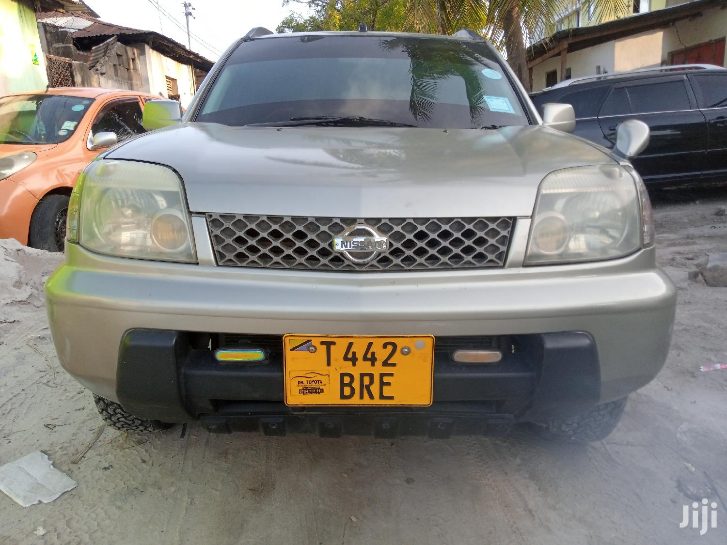 Archive: Nissan X-Trail 2003 Silver