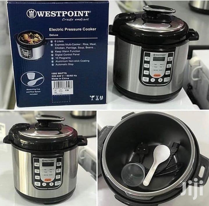 Westpoint Pressure Cooker