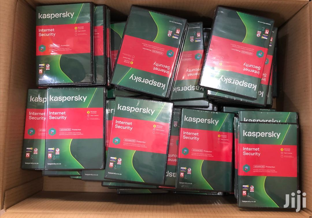 Kaspersky Internet Security 2021. 1+1   Computer Accessories  for sale in Ilala, Dar es Salaam, Tanzania
