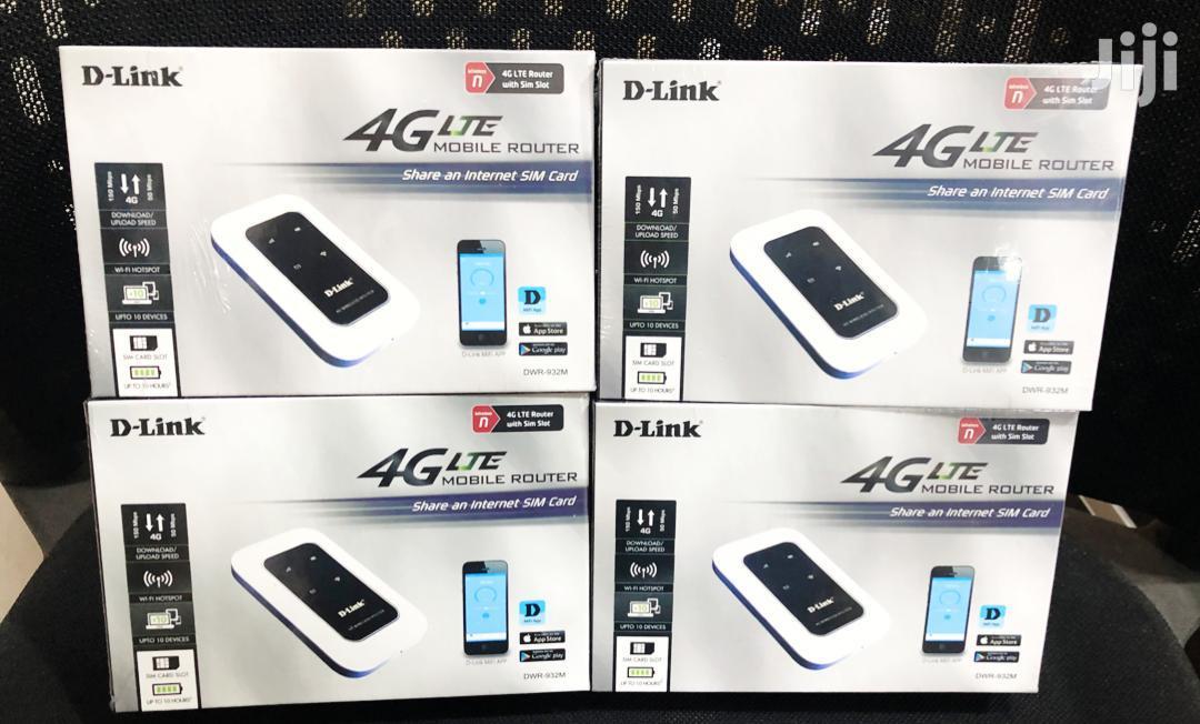 D Link Portable Mifi