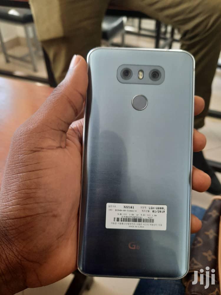 Archive: LG G6 64 GB Gray