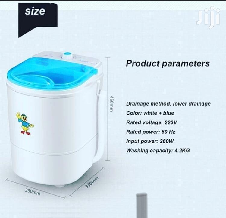 Archive: Mini Washing Machine