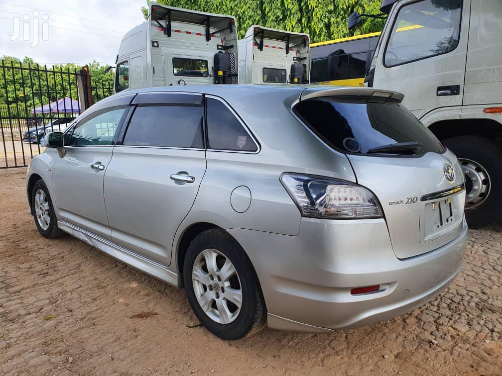 Toyota Mark X 2009 Silver | Cars for sale in Kinondoni, Dar es Salaam, Tanzania