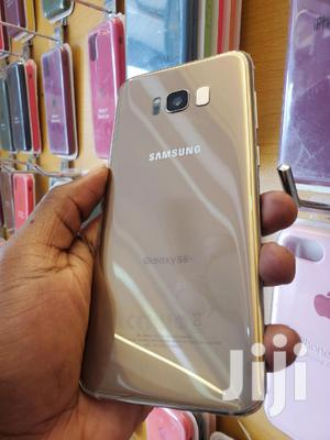 Samsung Galaxy S8 Plus 64 GB Gold   Mobile Phones for sale in Dar es Salaam, Kinondoni