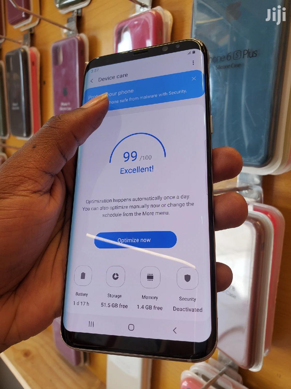 Samsung Galaxy S8 Plus 64 GB Gold | Mobile Phones for sale in Kinondoni, Dar es Salaam, Tanzania
