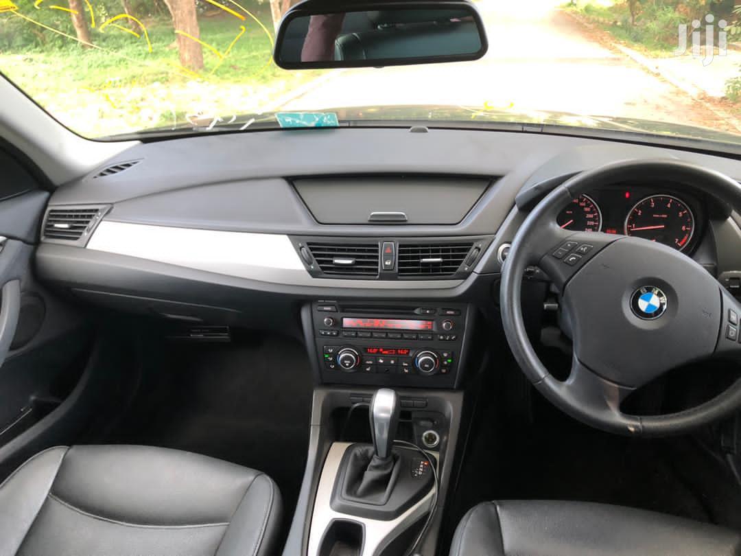 Archive: New BMW X1 2011 Black
