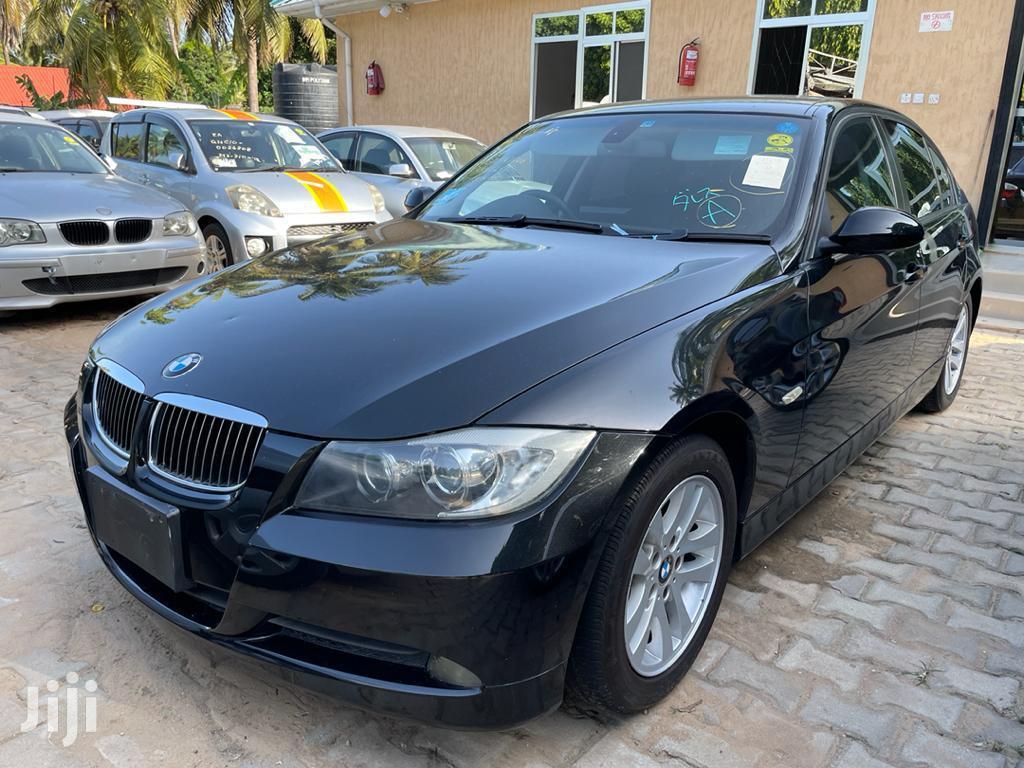 Archive: BMW 323i 2006 Black