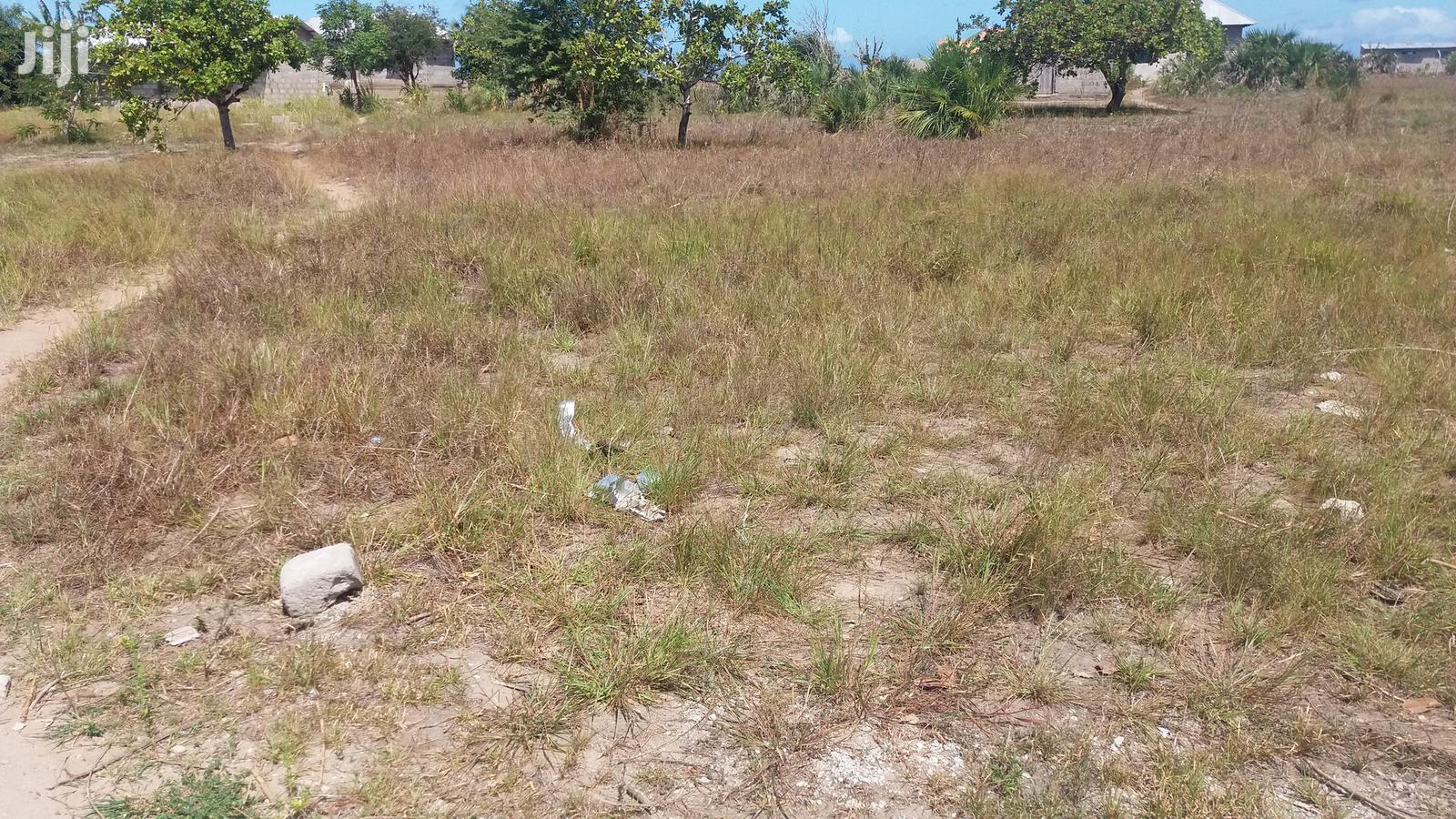 Land for Sale Kigamboni