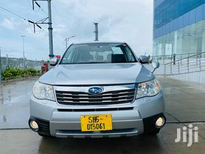 New Subaru Forester 2008 2.5 XT Silver | Cars for sale in Dar es Salaam, Kinondoni