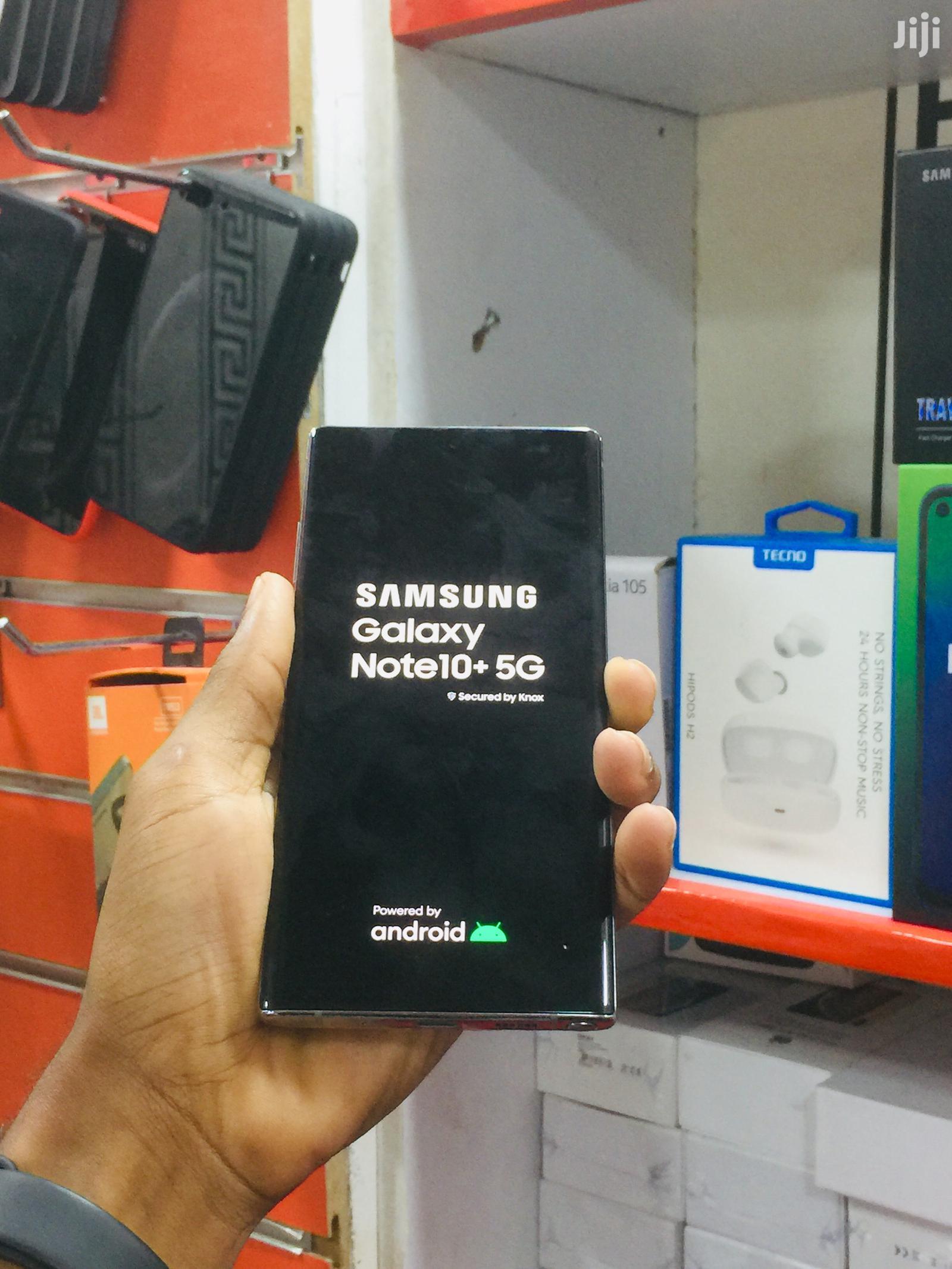 New Samsung Galaxy Note 10 Plus 5G 256 GB | Mobile Phones for sale in Kinondoni, Dar es Salaam, Tanzania