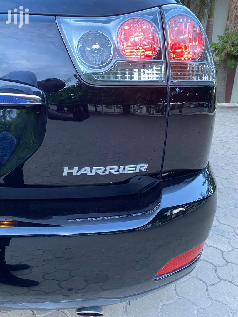 Archive: New Toyota Harrier 2006 Black