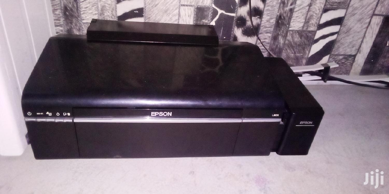 EPSON Printer L 805 | Printers & Scanners for sale in Ilala, Dar es Salaam, Tanzania