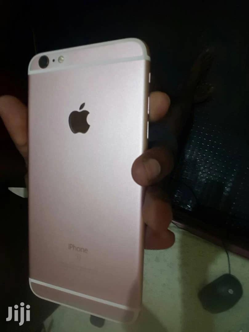 Archive: Apple iPhone 6s Plus 32 GB Gold