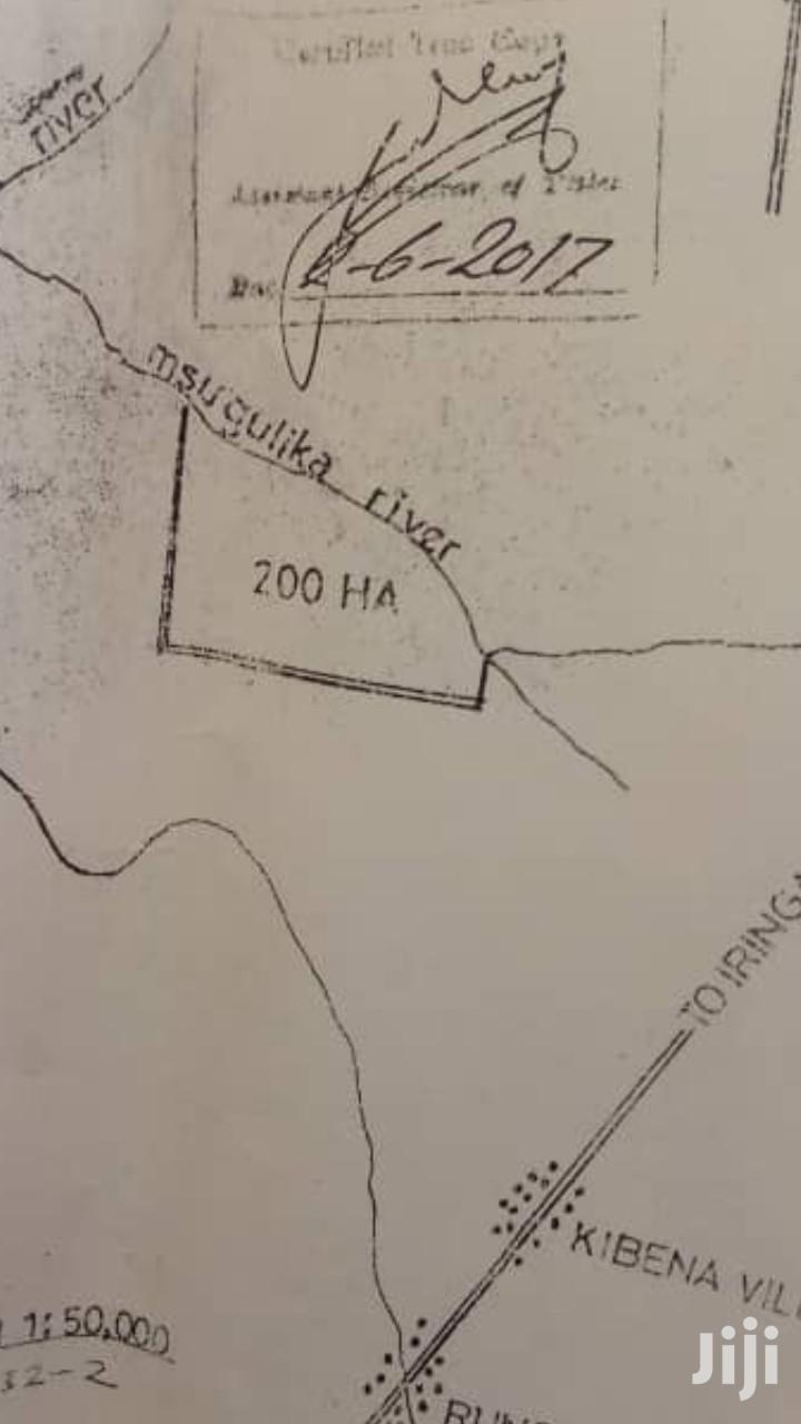 Archive: Land for Sale in Ifunda