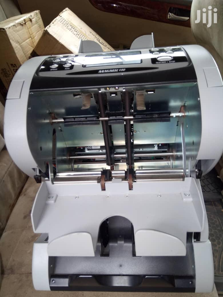 Archive: Magner M150 Note Counting Machine