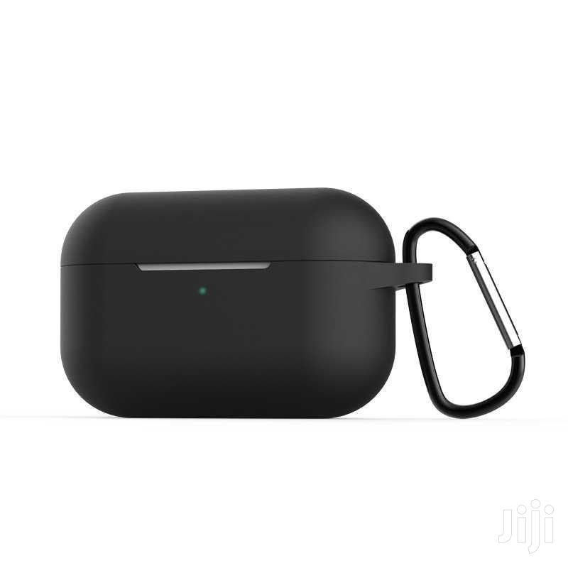 Silicone Cover Case for Airpods Pro Charging Box | Headphones for sale in Ilala, Dar es Salaam, Tanzania