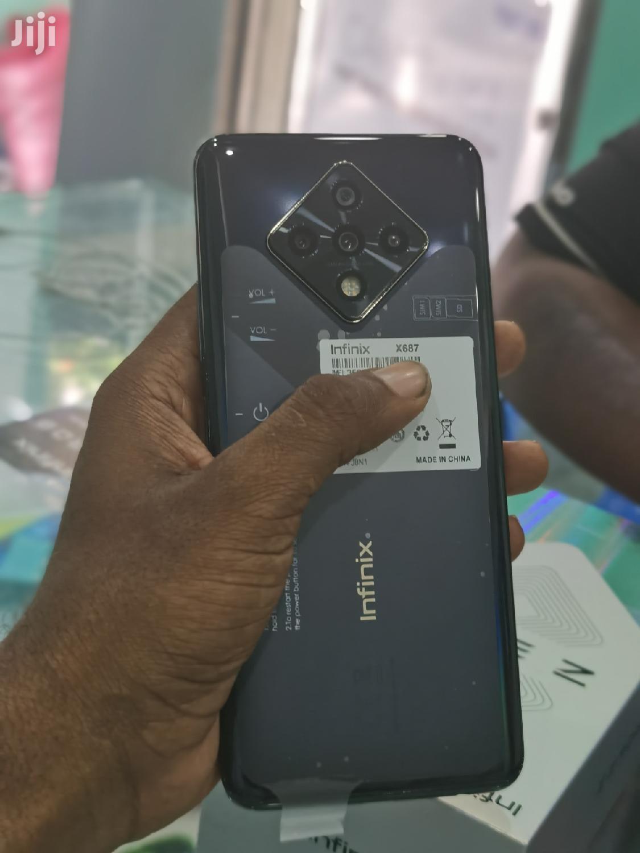 New Infinix Zero 8 128 GB Black