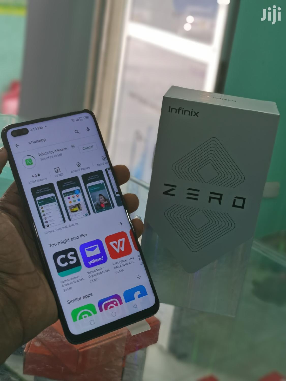 New Infinix Zero 8 128 GB Black | Mobile Phones for sale in Ilala, Dar es Salaam, Tanzania
