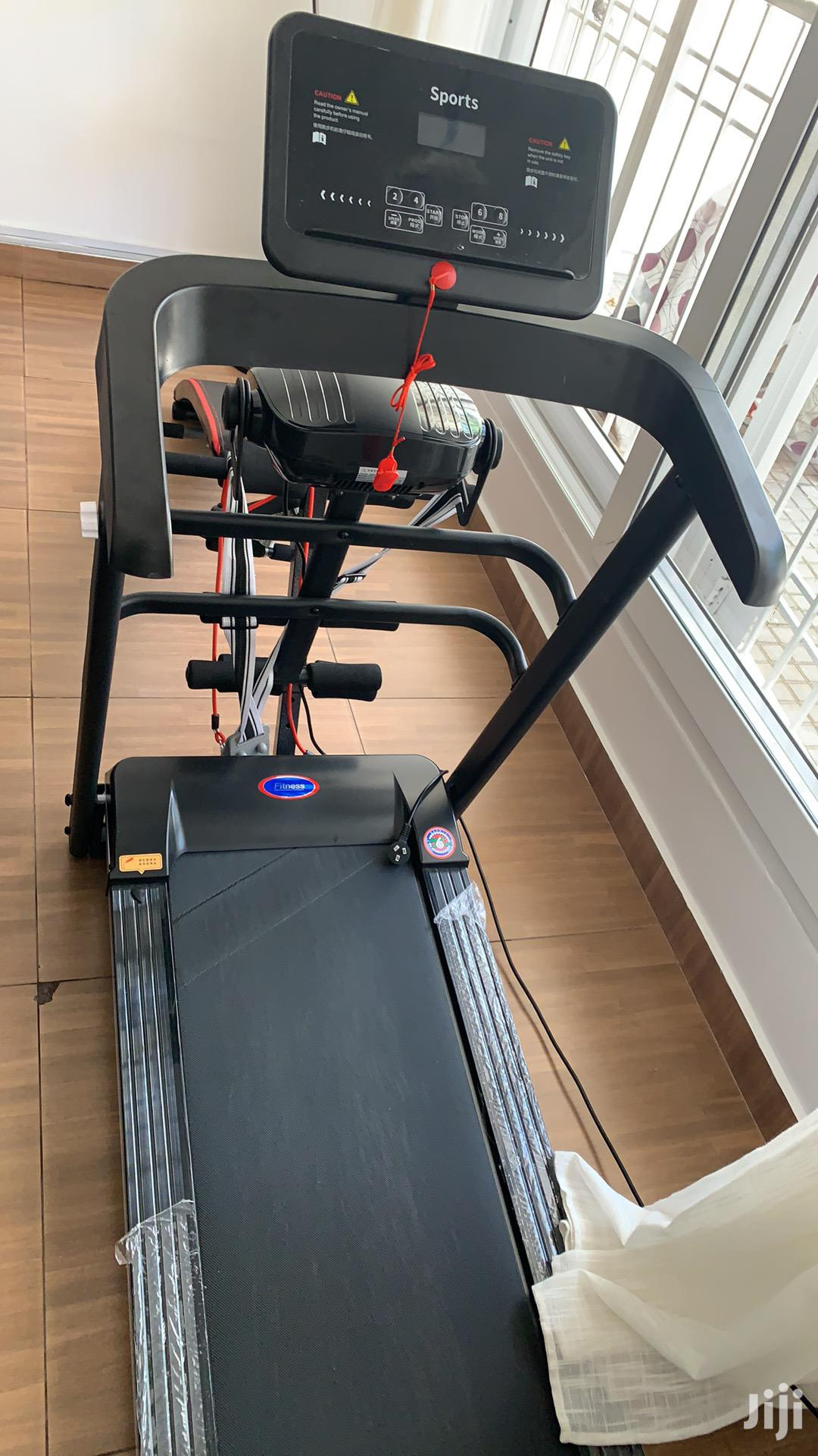Archive: Treadmill Abs Machine