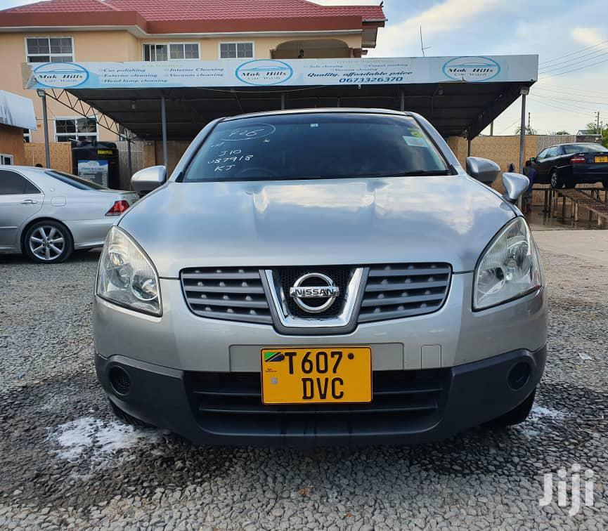 Archive: Nissan Dualis 2008 Silver