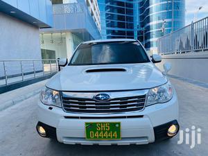New Subaru Forester 2009 White | Cars for sale in Dar es Salaam, Kinondoni